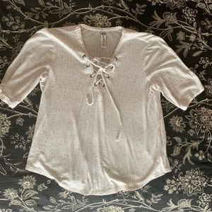 American Rag Speckled Top